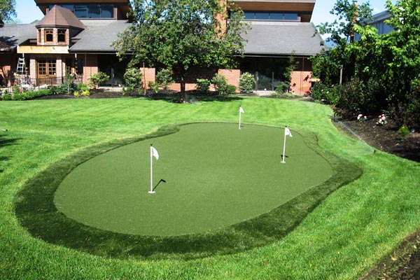 Artificial Grass Installation Photo Gallery | SYNLawn New Mexico